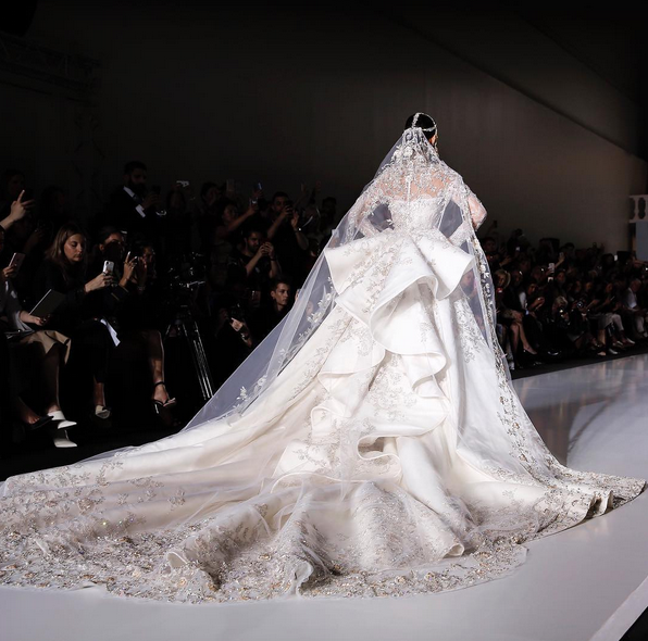 Top 10 Wedding Dress Designers To Follow On Instagram The Lounge Db