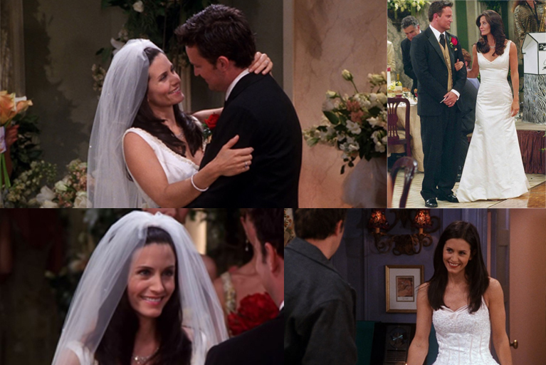 Which Friends Bride Are You The Lounge Db